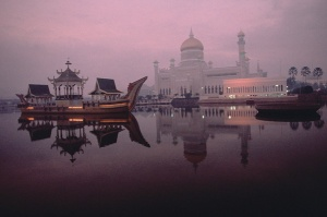 Borneo_Welcome-to-Brunei-the-Abode-of-Peace