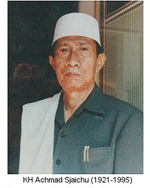 K.H. Achmad Sjaichu