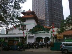 Masjid Hidayatullah, Jakarta.