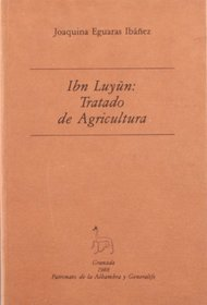 Spanish translation of Ibn Luyun's book on agriculture