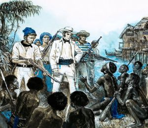 The White Rajah of Sarawak