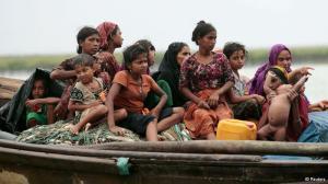 rohingya boat