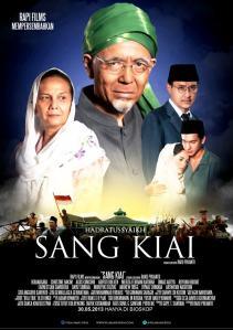 sang kiai poster