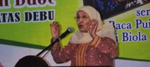 Prof Dr Nabillah Lubis