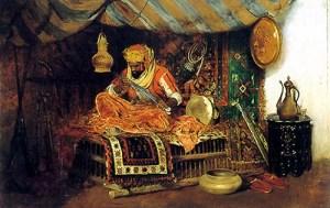 Ali ibn Nafi (Ziryab)