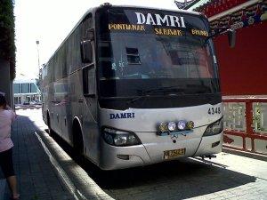 damri bus
