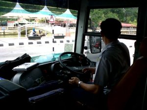 damri driver