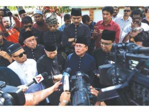 Dato Ibrahim Ali