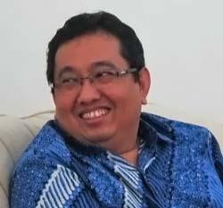 Indonesian Ambassador to Kuwait Ferry Adamhar