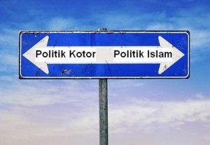 islam politik-kotor
