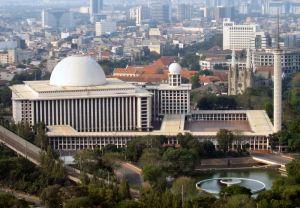 Istiqlal Grand Mosque, Jakarta