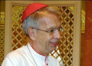 Vatican ambassador to Malaysia Archbishop Joseph Marino