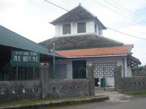 Masjid Al-Hilal Katanga (1603)