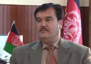 Afghan Minister of Higher Education Obaidullah Obeid