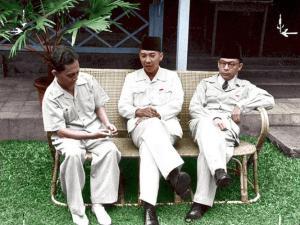 Sjahrir, Soekarno & Hatta