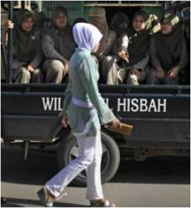 ACEH Indonesia-Islam-police-rights-Aceh-139860