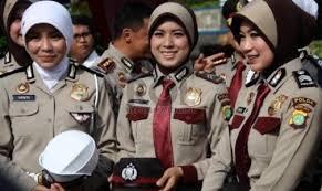 hijab for policewmn
