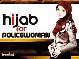 hijab policewomen