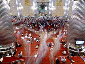 Istiqlal Grand Mosque, Jakarta.