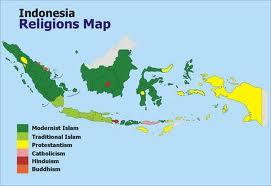 religi map