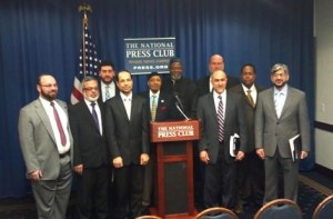 Seeking to make a bigger impact in American politics and to better protect their civil rights, 10 Muslim groups have banded together under a new umbrella group: the US Council of Muslim Organizations. Photo: The Washington Post.