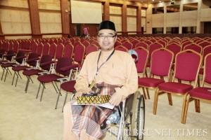Dr Abdurrahman Raden Aji Haqqi. Photo: BT/Rasidah HAB