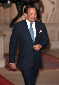Sultan of Brunei Hj Hassanal Bolkiah