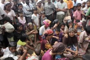 Muslim Rohingyas