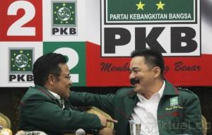 Muhaimin Iskandar and Rudi Kirana