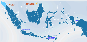 bru aceh map