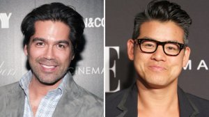 Brian Atwood & Peter Som