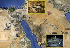 isra map