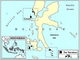 ternate map