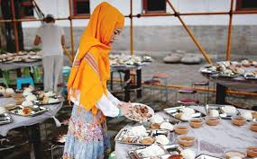 china fasting