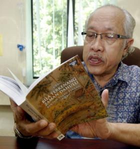Professor Emeritus Dr Muhammad Hj Salleh