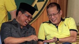 Al Haj Murad Ebrahim and Benigno S Aquino III
