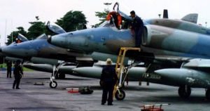 Alpha Op_indonesian-a-4-skyhawk