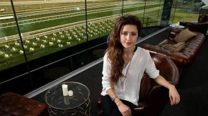 New life ... Michelle Leslie is now an interior designer. Photo: News Corp Australia/News Limited
