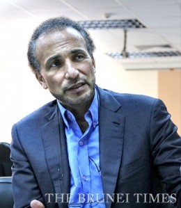 Dr Tariq Ramadan, professor of contemporary Islamic studies at the University of Oxford. Photo: BT/Quratul-Ain Bandial