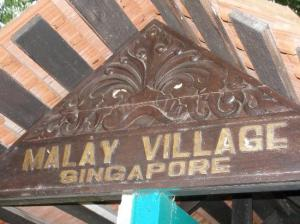 malay-village