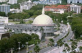 """Silver Jubilee Museum """"Royal Regalia"""", Bandar Seri Begawan"""