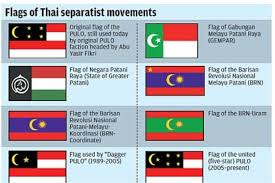 pattani flags