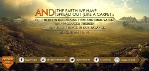 bu_geogology In the Holy Quran