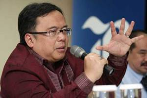 Minister of Finance Bambang Brodjonegoro