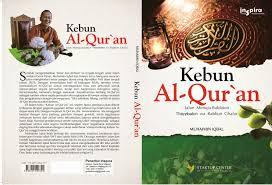 buku kebun al-quran